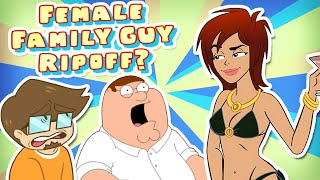 What the HELL is Mother Up? (the FAILED girl version of Family Guy)