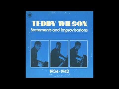 Teddy Wilson - More Than You Know (Feat. Billie Holiday)