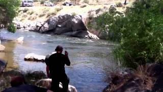 (Isabella lake) Kern river drawned death