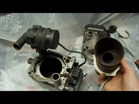 Разборка Webasto Thermo Top Z/C-D disassembly