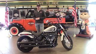 2021 Harley-Davidson Street Bob 114 FXBBS Overview - St. Paul Harley-Davidson - St. Paul, Minnesota