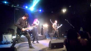 45 Grave – Bad Love - live @ WGT 2014, Leipzig, Germany