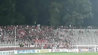 ЦСКА 3:0 Дунав.05.08.2018г. Атмосфера от мача 5.
