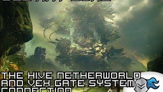 Destiny 2 Lore: The Hive-Vex Connection