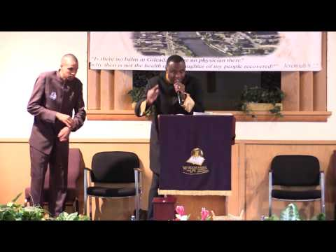 Apostolic Preaching – Is There Not a God? (Anniversary Service 2014)