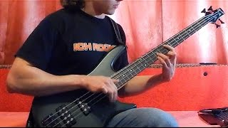 6 Best Bass Techniques   The Ways I Play Bass   Andriy Vasylenko