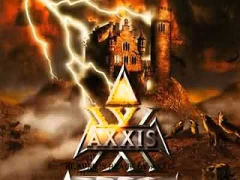 Heaven in black by Axxis
