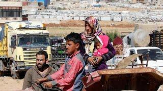 Россия поможет сирийским беженцам вернуться из Ливана