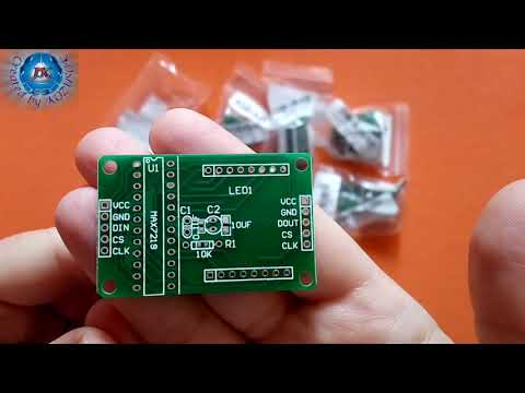 5Pcs MAX7219 Dot Matrix Module DIY Kit - Banggood.com