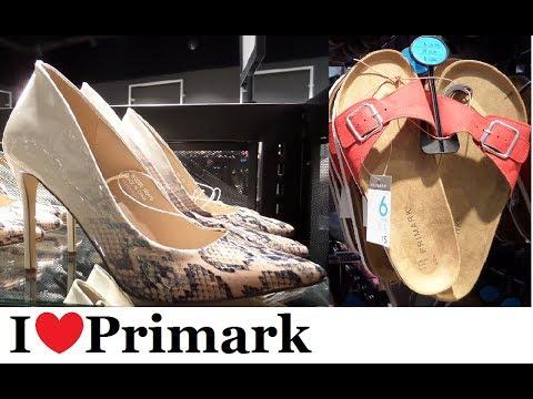Primark  shoes, boots, sandals & flip flops | March 2019 | I❤Primark
