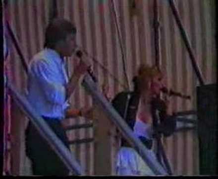 Bucks Fizz Love The One You're With Live 90