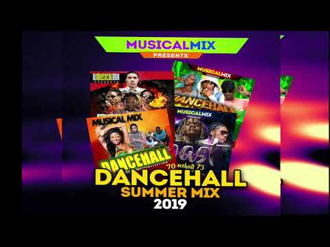 Dj Musical Mix – Dancehall Summer Mix 2019