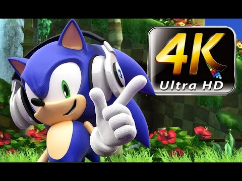 Sonic Generations - 4K & 360° Surround Sound Test