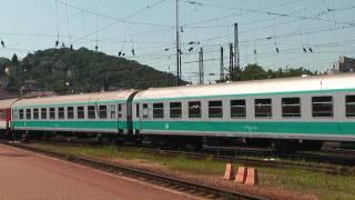 R 475 Jadran Praha hl.n - Bratislava hl.st. - Hegyeshalom - Split