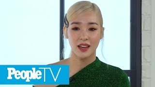 Tiffany Young Reveals How Her K-Pop Roots Have Influenced Her Solo Music   PeopleTV