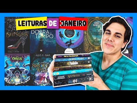MINHAS LEITURAS DE JANEIRO | 2021 | Só Livro Cinco Estrelas!