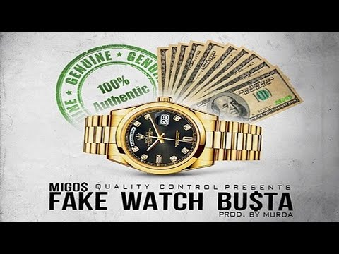 Fake Watch Busta cover