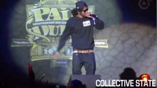 Ab-Soul Performs 'Bohemian Grove' & 'Terrorist Threats' at Paid Dues 2013 | HD