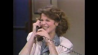 Gilda Radner on Late Night, October 3, 1983