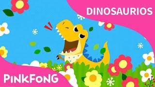 Bebé T-Rex   Dinosaurios   PINKFONG Canciones Infantiles