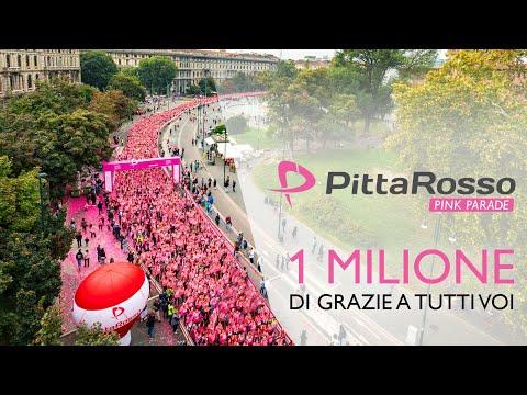 PittaRosso Pink Parade 2019 - 1 MILIONE DI VOLTE GRAZIE A TUTTI VOI