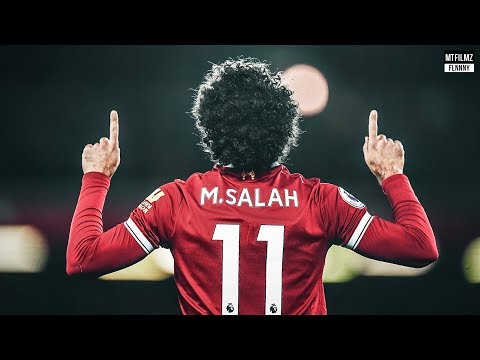 Mohamed Salah Scored All These World Class Goals in 2018