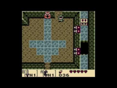 Link's Awakening - Solutions - Partie 6 - La cave aux clés