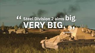 VideoImage2 Steel Division 2 - Total Conflict Edition