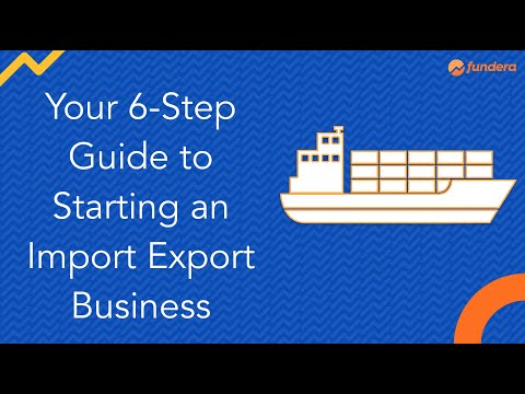 , title : 'Your 6-Step Guide to Starting an Import Export Business