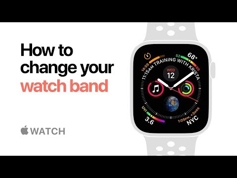 How-to-change-your-watch-band