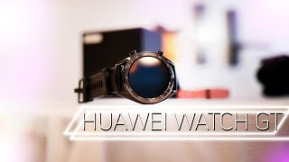 Huawei Watch GT Hands-on: Huawei's Galaxy Watch Competitor
