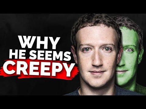 Proč působí Mark Zuckerberg jako padouch?