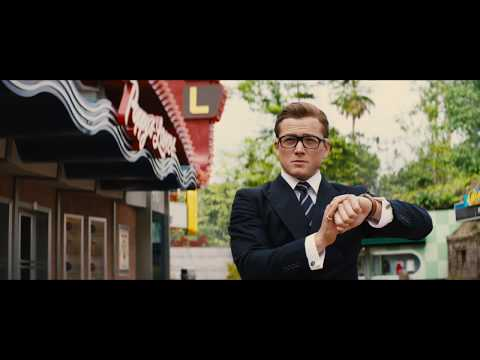 TAG Heuer | TAG Heuer Connected – Kingsman: The Gold Circle