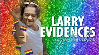 Larry September Evidences #1
