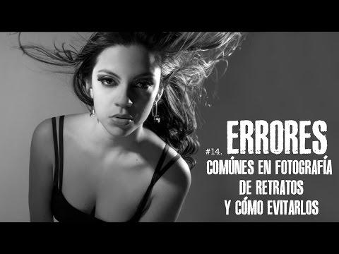 #14 ERRORES comúnes en la fotografía de RETRATO y cómo evitarlos  - Alter Imago