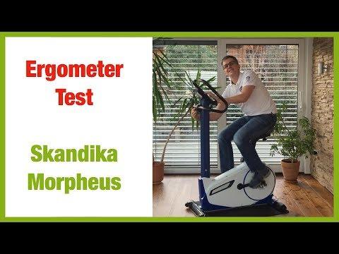 Ergometer Skandika Morpheus im Test [Ergometer & Heimtrainer]