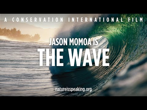 Jason Momoa Lends Voice to Ocean Conservation