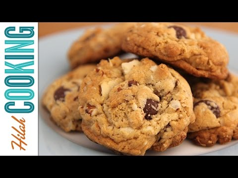 Download How To Make Oatmeal Chocolate Chip Cookies |  Hilah Cooking HD Mp4 3GP Video and MP3