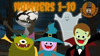 Halloween Counting 1-10