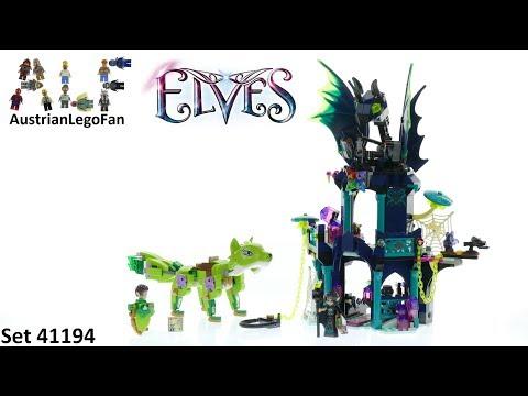 Vidéo LEGO Elves 41194 : Le sauvetage du Renard de la Terre