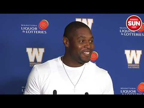 Sims-Walker joins Blue Bombers
