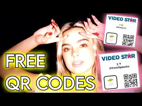 FREE Videostar Qr Codes [Transitions] #2