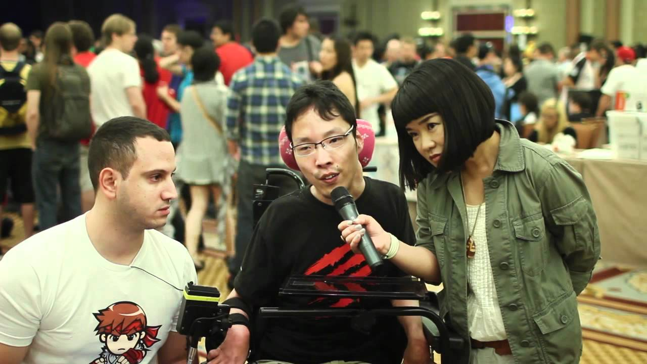 An Interview With The Disabled Japanese Gamer Flown To EVO Tournament