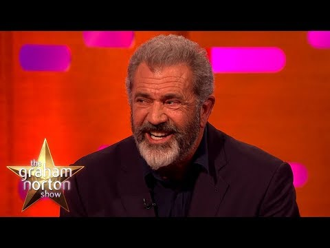 Mel Gibson Took Accent Lessons From Sean Connery | The Graham Norton Show
