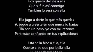 Gambar cover A ella Karol G letra lyrics
