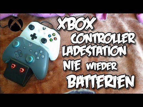 Xbox Controller Ladestation | Unboxing & Erster Eindruck