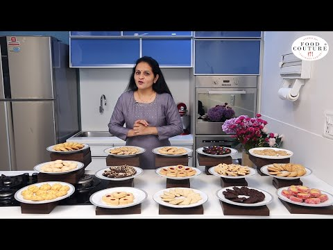 Bakery Style Cookies Online Class ( Level-1 )