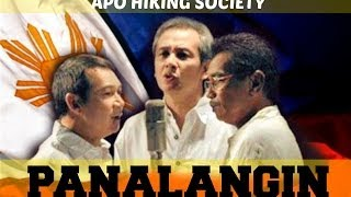Panalangin | APO Hiking Society