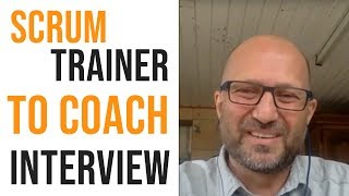 Interview With Agile Coach And Scrum Trainer