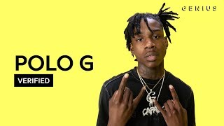 "Polo G ""Deep Wounds"" Official Lyrics & Meaning 